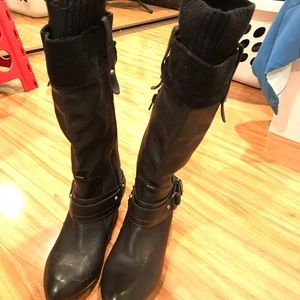 Shoes - Black boot